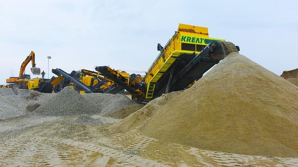 全球砂石价格一路飙升到底为什么呢?