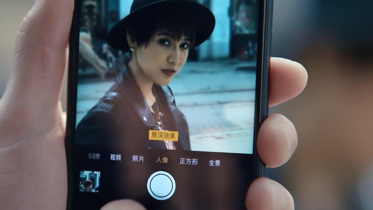 iphone 7 苹果手机 -《两个人的城 篇》- Lunarfilms制作