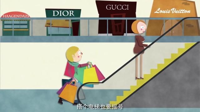动画短片 《搞笑中国行》