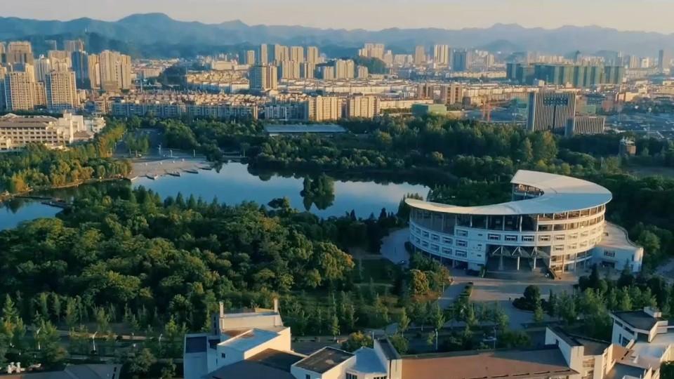 浙江农林大学宣传片