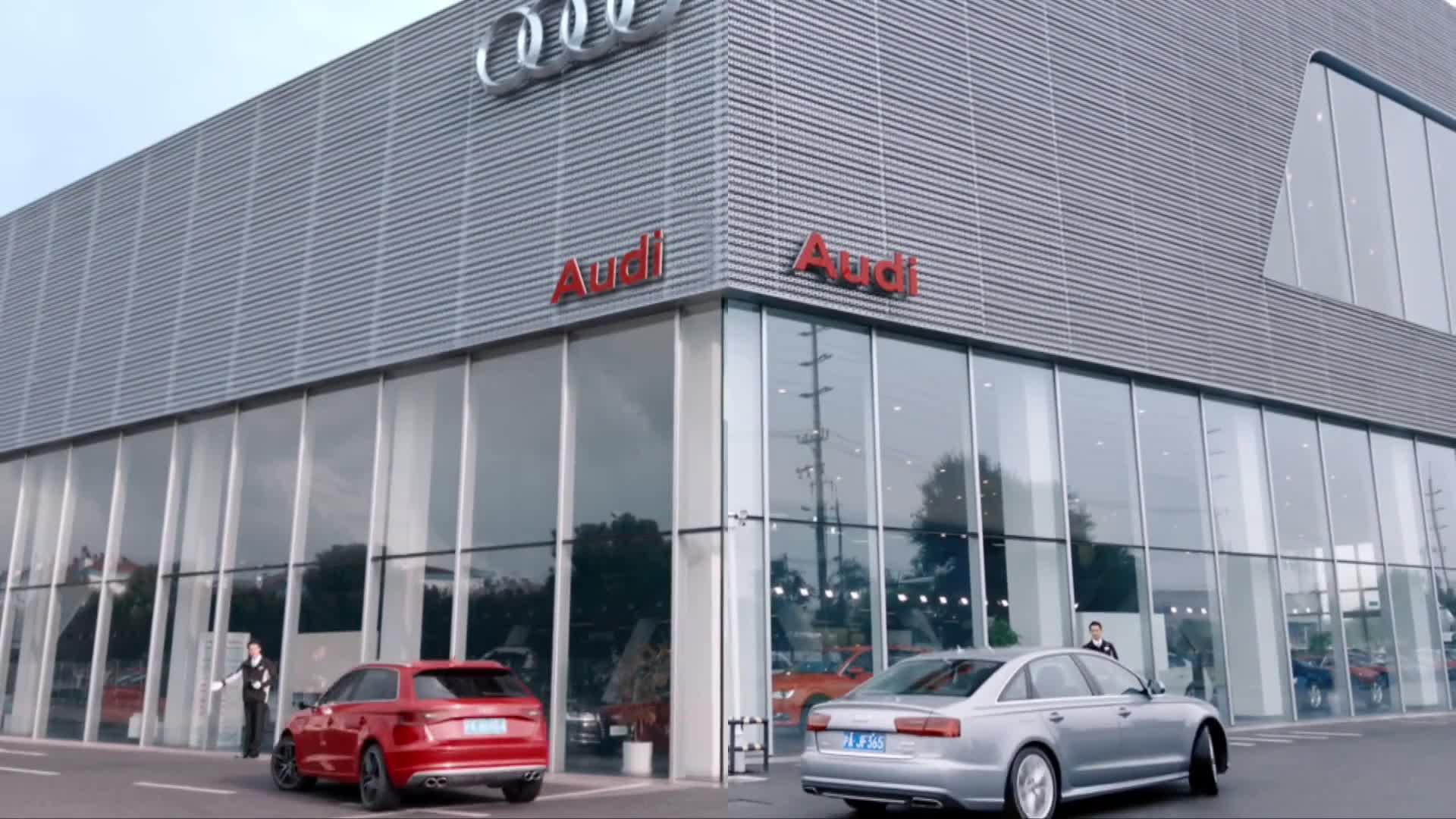 Audi奥迪汽车 《情感篇》