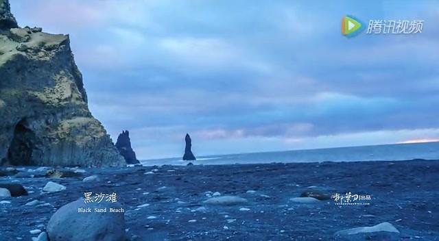 延时摄影 《孤寂冰岛》