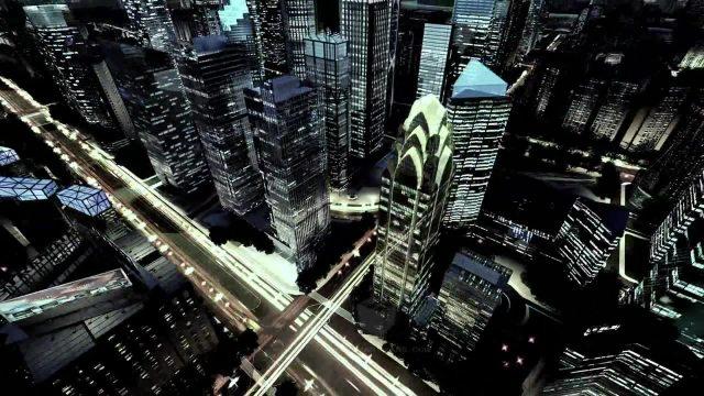 富力天禧 -《城市中心篇》- 魔方广告制作