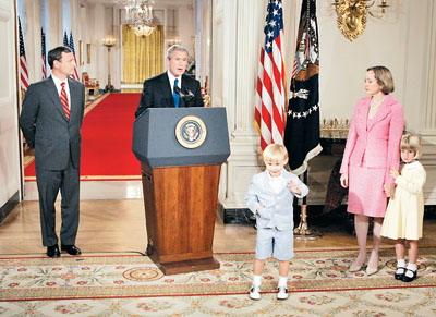 美国大学生毕业演讲_美国首席大法官的最佳毕业演讲:我祝你不幸并且痛苦