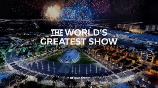 EXPO 2020 DUBAI Be There 2020迪拜世博会