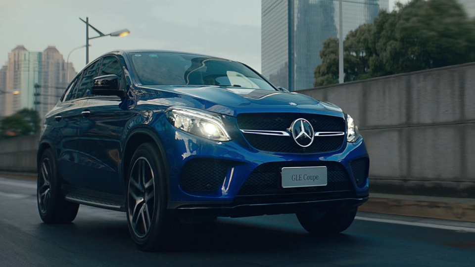 和而不同 Mercedes-benz GLC&GLE SUV COUPE