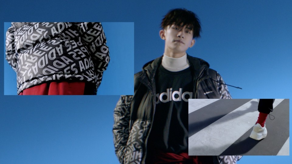 ADIDAS NEO | FW2018 COLLECTION 易烊千玺 X 迪丽热巴