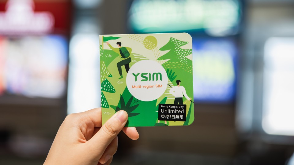 YSIM - a reusable International SIM Card